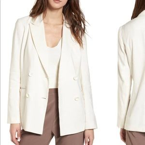 NEW! Leith White Blazer